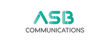 ASB COMMUNICATIONS logo