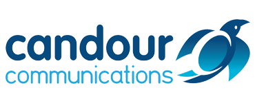CANDOUR COMMUNICATIONS logo