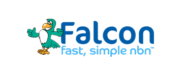 FALCON INTERNET logo