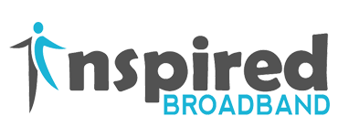 INSPIRED BROADBAND logo
