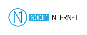 NODE1 INTERNET logo