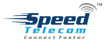 SPEED TELECOM logo