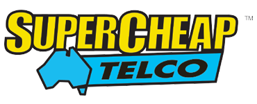 SUPERCHEAP TELCO logo