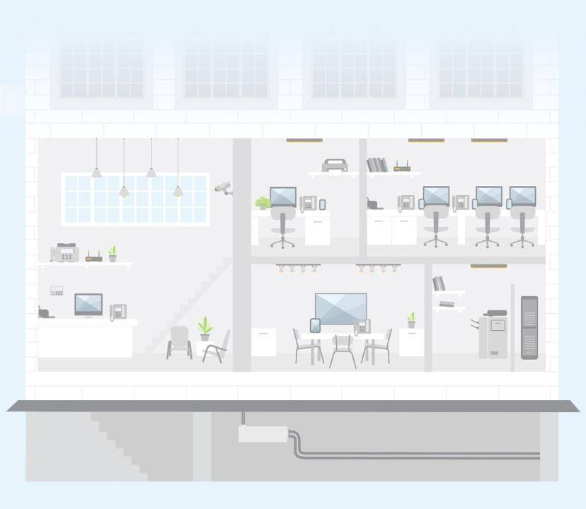 In-Office layout