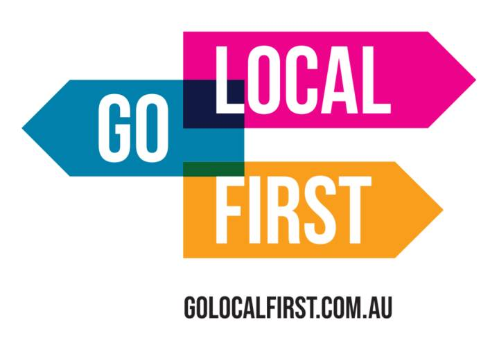 Go Local First