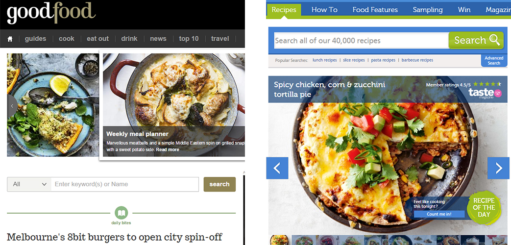 Steam saut and stream home chef skills just a click away nbn websites such as good food and taste offer recipes tips and reviews forumfinder Image collections