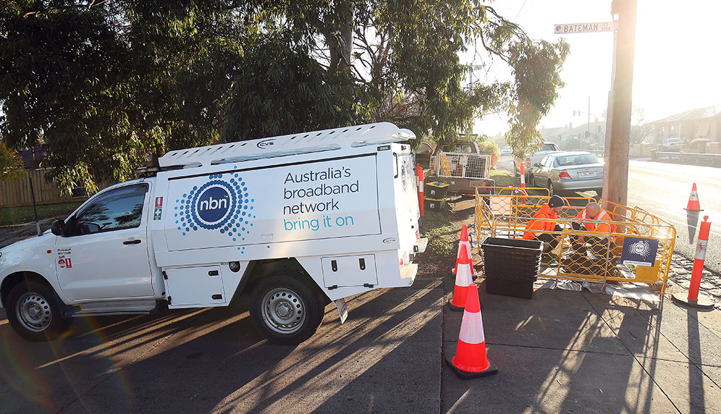 Nbn complaints surge 159% in FY17