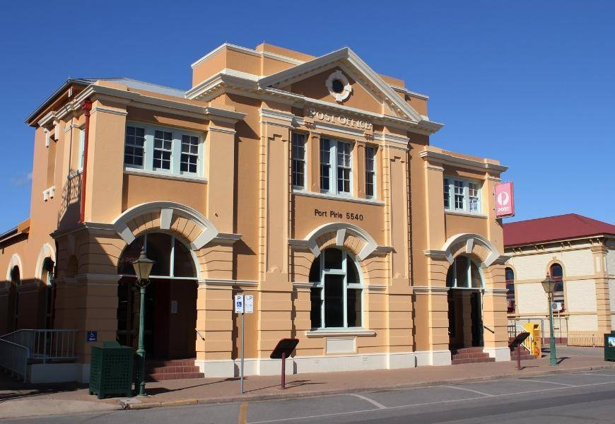 Port Pirie Post Office