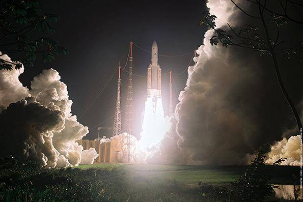 Arianespace launch